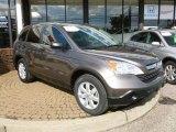 2009 Urban Titanium Metallic Honda CR-V EX 4WD #65853807