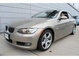 2009 Platinum Bronze Metallic BMW 3 Series 328i Convertible #65853094