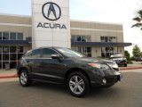 2013 Graphite Luster Metallic Acura RDX Technology #65853045
