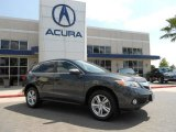 2013 Graphite Luster Metallic Acura RDX Technology #65853044