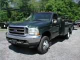 2002 Ford F350 Super Duty XL Regular Cab 4x4 Utility Truck Data, Info and Specs