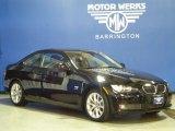 2010 Jet Black BMW 3 Series 335i xDrive Coupe #65853026