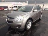 2012 Graystone Metallic Chevrolet Equinox LT #65853412