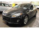 2012 Tuxedo Black Metallic Ford Focus Titanium 5-Door #65853383