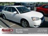 2007 White Chevrolet Malibu Maxx LT Wagon #65853002