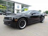 2010 Black Chevrolet Camaro LS Coupe #65853378