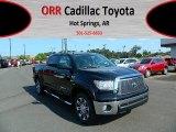 2012 Black Toyota Tundra TSS CrewMax 4x4 #65853333