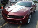 2010 Red Jewel Tintcoat Chevrolet Camaro LT/RS Coupe #65853603