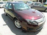 2011 Bordeaux Reserve Metallic Ford Fusion S #65853312