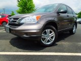 2011 Urban Titanium Metallic Honda CR-V EX 4WD #65802249