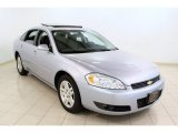 2006 Glacier Blue Metallic Chevrolet Impala LT #65853531