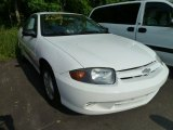 2003 Olympic White Chevrolet Cavalier Coupe #65853227