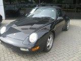 1995 Black Porsche 911 Carrera 4 Cabriolet #65853509