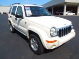 2002 Jeep Liberty Limited Front 3/4 View