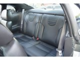 2002 Ford Mustang Saleen S281 Supercharged Coupe Rear Seat