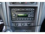 2002 Ford Mustang Saleen S281 Supercharged Coupe Audio System