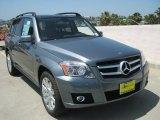 2012 Sapphire Grey Metallic Mercedes-Benz GLK 350 #65915698