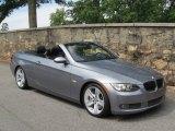 2007 Space Gray Metallic BMW 3 Series 335i Convertible #65915645