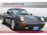 1983 Porsche 911 Black