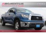 2008 Blue Streak Metallic Toyota Tundra SR5 TRD Double Cab 4x4 #65916258