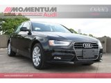 2013 Brilliant Black Audi A4 2.0T Sedan #65916243