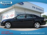 2008 Dark Blue Ink Metallic Ford Fusion SEL V6 #65915619