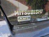 Mitsubishi Lancer 2012 Badges and Logos