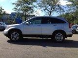 2010 Alabaster Silver Metallic Honda CR-V EX-L AWD #65916173