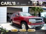 2005 Sport Red Metallic Chevrolet Tahoe LT 4x4 #65915508