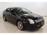 2008 Black Ebony Ford Fusion SEL #65916128