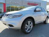 2012 Brilliant Silver Nissan Murano LE #65915859