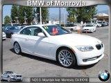 2011 Alpine White BMW 3 Series 335i Convertible #65915836