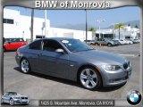 2009 Space Grey Metallic BMW 3 Series 335i Coupe #65915835