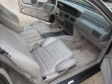 Lincoln Mark VII Interiors