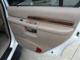 2000 Ford Explorer Limited Door Panel