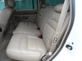 2000 Ford Explorer Limited Rear Seat