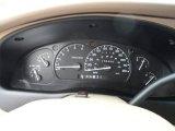 2000 Ford Explorer Limited Gauges