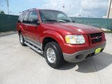 2001 Toreador Red Metallic Ford Explorer Sport #65915802