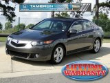 2010 Polished Metal Metallic Acura TSX Sedan #65916051