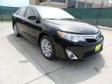 2012 Attitude Black Metallic Toyota Camry XLE #65915785