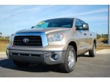 2008 Desert Sand Mica Toyota Tundra SR5 TRD CrewMax #6570307