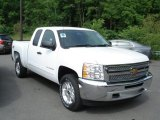 2012 Chevrolet Silverado 1500 Summit White