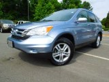 2011 Glacier Blue Metallic Honda CR-V EX-L #65970801