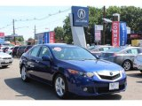 2009 Vortex Blue Pearl Acura TSX Sedan #65970402