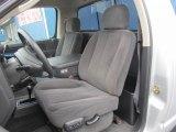 2003 Dodge Ram 1500 ST Regular Cab 4x4 Dark Slate Gray Interior