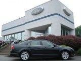 2010 Atlantis Green Metallic Ford Fusion SE #65970380