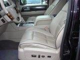 2007 Lincoln Navigator L Ultimate 4x4 Stone Interior