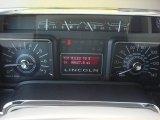 2007 Lincoln Navigator L Ultimate 4x4 Gauges