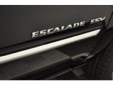 Cadillac Escalade 2012 Badges and Logos