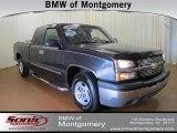 2003 Dark Gray Metallic Chevrolet Silverado 1500 LS Extended Cab #65970692